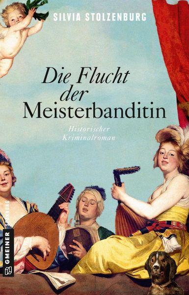 Buch-Reihe Die Meisterbanditin