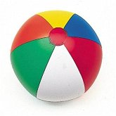 Happy People 77800 - Wasserball, Durchmesser 50 cm, bunt