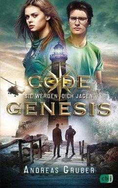 Code Genesis - Sie werden dich jagen (eBook, ePUB) - Gruber, Andreas