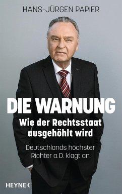 Die Warnung (eBook, ePUB) - Papier, Hans-Jürgen
