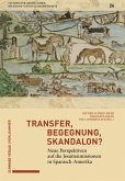Transfer, Begegnung, Skandalon? (eBook, PDF)