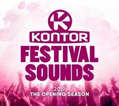Kontor Festival Sounds 2019-The Opening Season - Diverse