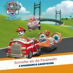 PAW Patrol Folgen 13-16: Schneller als die Feuerwehr (MP3-Download)
