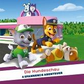 Folgen 23-26: Die Hundeschau (MP3-Download)