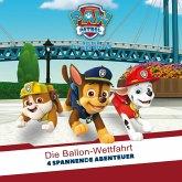 Folgen 9-12: Die Ballon-Wettfahrt (MP3-Download)