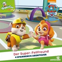 PAW Patrol Folgen 34-37: Der Super-Fellfreund (MP3-Download)