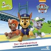 Folgen 31-33: Der Hundezirkus (MP3-Download)