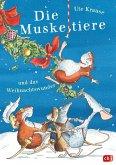 Die Muskeltiere und das Weihnachtswunder / Die Muskeltiere Bd.4 (eBook, ePUB)