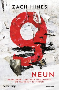 Neun (eBook, ePUB) - Hines, Zach