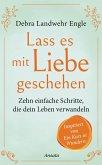 Lass es mit Liebe geschehen (eBook, ePUB)