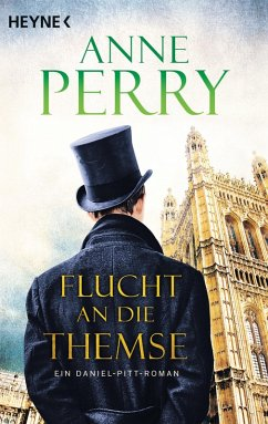 Flucht an die Themse / Daniel Pitt Bd.2 (eBook, ePUB) - Perry, Anne