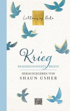 Krieg - Letters of Note (eBook, ePUB)