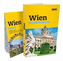 ADAC Reiseführer plus Wien - Berger, Daniel