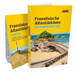 ADAC Reiseführer plus Französische Atlantikküste - Fieder, Jonas