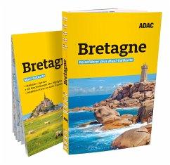 ADAC Reiseführer plus Bretagne - Maier-Solgk, Frank