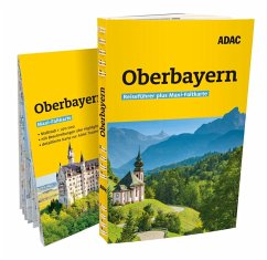 ADAC Reiseführer plus Oberbayern - Fraas, Martin