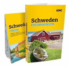 ADAC Reiseführer plus Schweden - Knoller, Rasso;Kilimann, Susanne