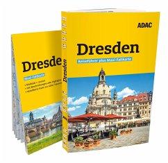 ADAC Reiseführer plus Dresden - Schnurrer, Elisabeth; Pinck, Axel