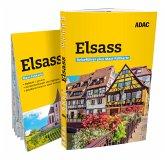 ADAC Reiseführer plus Elsass