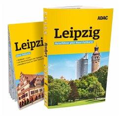 ADAC Reiseführer plus Leipzig - Rooij, Jens van; Lopez-Guerrero, Gabriel Calvo; Tzschaschel, Sabine