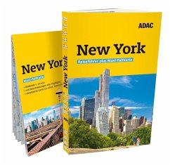 ADAC Reiseführer plus New York - Glaser, Hannah