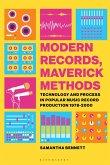 Modern Records, Maverick Methods (eBook, ePUB)