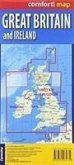 comfort! map Great Britain & Ireland