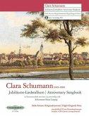 Jubiläums-Liederalbum - hohe Stimme und Klavier (Originaltonarten), m. Audio-CD