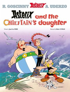 Asterix 38 and the Chieftain's Daughter - Ferri, Jean-Yves