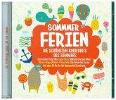 Sommerferien - Die schönsten Kinderhits des Sommers, 2 Audio-CDs
