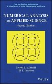 Numerical Analysis for Applied Science (eBook, PDF)
