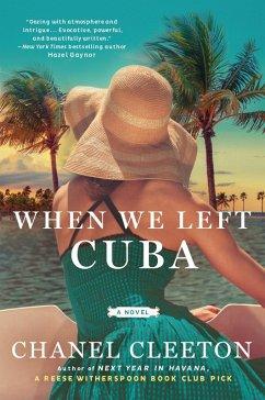 When We Left Cuba (eBook, ePUB) - Cleeton, Chanel