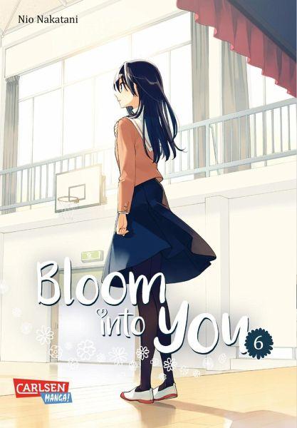 Buch-Reihe Bloom into you