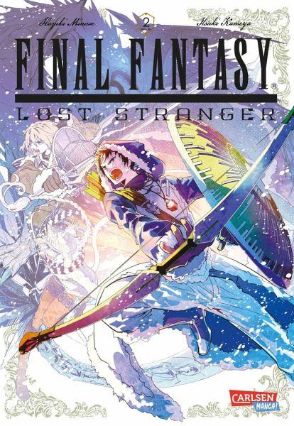 Buch-Reihe Final Fantasy - Lost Stranger