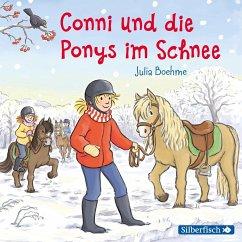 Conni und die Ponys im Schnee / Conni Erzählbände Bd.34 (1 Audio-CD) - Boehme, Julia