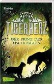 Der Prinz des Dschungels / Tigerherz Bd.1
