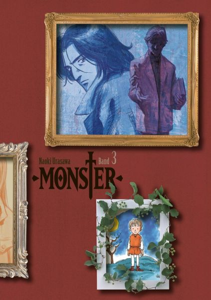 Buch-Reihe Monster Perfect Edition