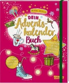 Dein Adventskalender-Buch - Busch, Nikki