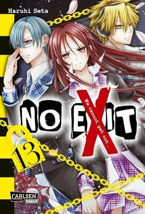 Buch-Reihe No Exit