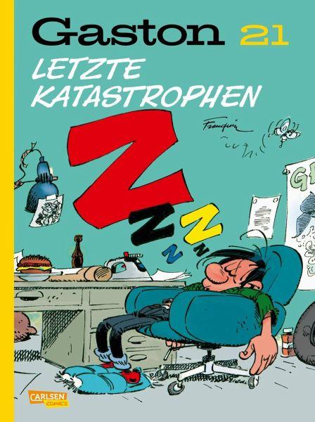 Buch-Reihe Gaston Neuedition