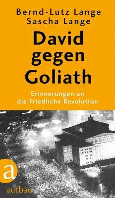 David gegen Goliath - Lange, Bernd-Lutz;Lange, Sascha