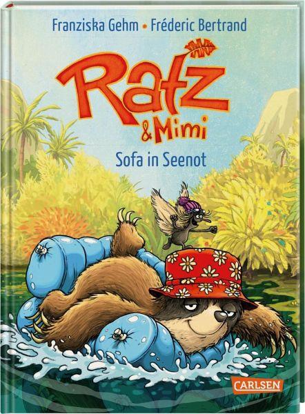 Buch-Reihe Ratz und Mimi