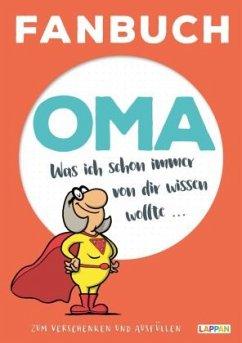 Fanbuch Oma - Haubner, Steffen