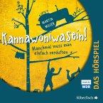 Kannawoniwasein - Manchmal muss man einfach verduften - Das Hörspiel, 2 Audio-CDs