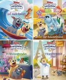 Disney Welpenfreunde, 4 Hefte