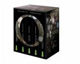 Obsidian: Alle fünf Bände im Schuber / Obsidian Bd.1-5