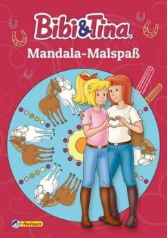 Bibi und Tina: Mandala-Malspaß