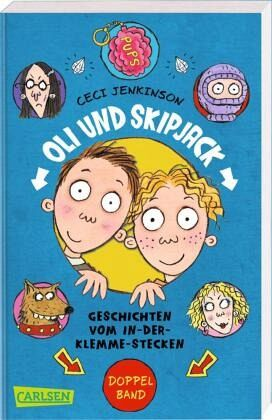 Buch-Reihe Oli und Skipjack
