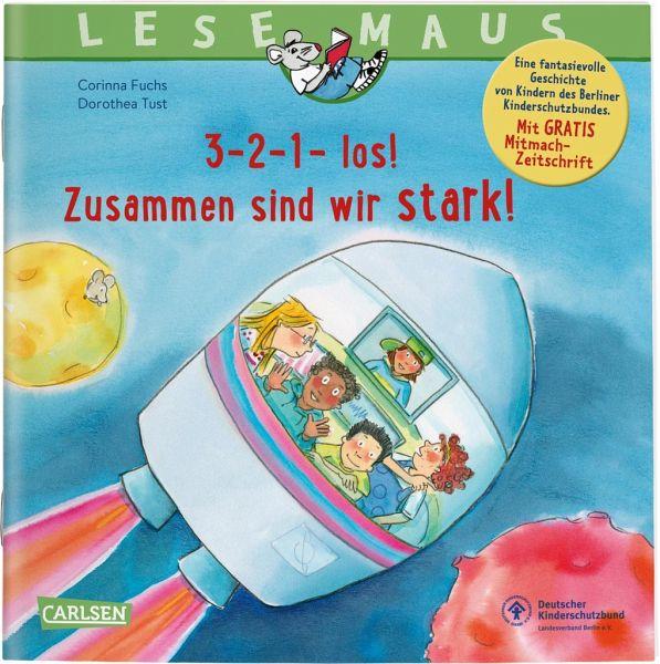 Buch-Reihe Lesemaus