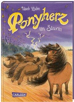 Ponyherz im Sturm / Ponyherz Bd.14 - Luhn, Usch